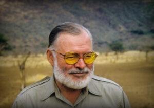 Ernest Hemingway, l'emblema del Novecento