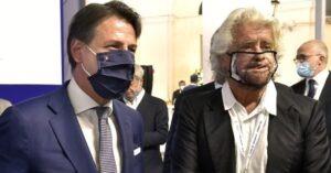 Vaffa Conte-Grillo.Il governo va avanti