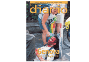 Genova 2001: la scelta di un direttore. Il numero speciale di Diario.Intervista a Enrico Deaglio