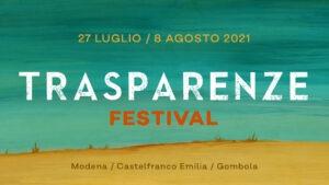 Trasparenze Festival e Coordinamento Teatro Carcere Emilia Romagna