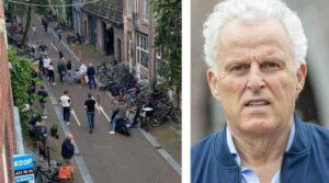"""Aggressione armata contro Peter R de Vries. """"Colpo al cuore"""" del giornalismo"""