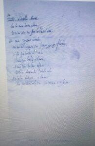 Nella Real Biblioteca di Madrid rinvenuti Madrigali autografi di Torquato Tasso