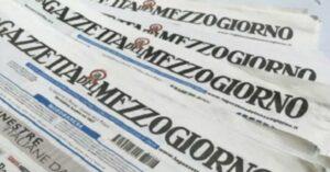 Gazzetta del Mezzogiorno, il Cdr: «Allarme per l'allungamento dei tempi per il ritorno in edicola»