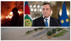 """Ambiente, il grande bluff dell'Italia """"green"""" di Mario Draghi"""