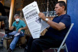 Il Nicaragua senza parole. Sequestri e denunce per zittire i giornalisti
