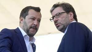 Salvini e Giorgetti,due Leghe diverse