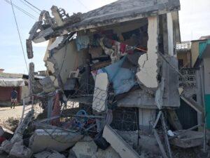 Haiti case crollate durante il terremoto di agosto 2021