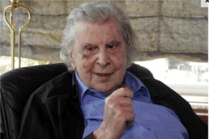 Mikis Theodorakis è scomparso ma non è morto