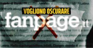 """Revocato il sequestro preventivo dei video di Fanpage. La testata: """"Grazie, ma non c'è niente da festeggiare"""""""