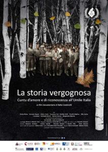 """Il Comune di Villanova del Ghebbo promuove la proiezione del film documentario di Nella Condorelli """"La storia vergognosa"""""""
