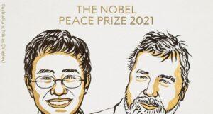 Nobel per la Pace ai giornalisti Maria Ressa e Dmitry Muratov, paladini della libertà d'espressione