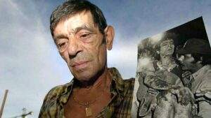 Angelo Licheri, la gentilezza del coraggio
