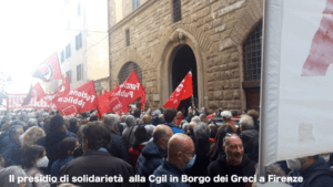 Ast: solidarietà a Cgil, basta attacchi alla libertà sindacale e dell'informazione
