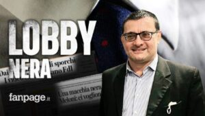 """Il barone nero Jonghi Lavarini  minaccia il giornalista di Fanpage. """"Devi lasciare Milano"""""""