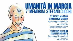 In marcia per i diritti: torna il Memoria Stefano Cucchi. Roma, 23 ottobre