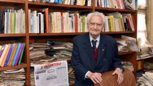 Bruno Segre (ex partigiano, 103 anni): «Sciogliere subito le organizzazioni neofasciste»