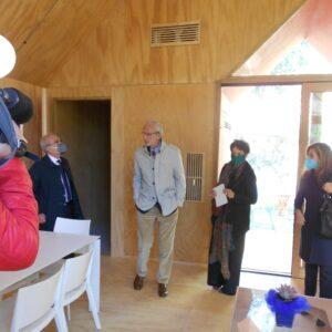 Apre Mama, la casetta dove le detenute incontrano i figli. Progettata da Renzo Piano