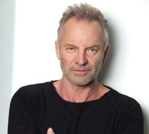 Sting, settant'anni di poesia