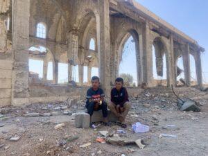 Siria, la guerra non è finita