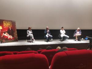 """Festa Cinema Roma 2021. Preapre con un omaggio a Gigi Proietti in """"Io sono Babbo Natale"""""""