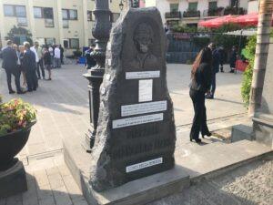 """Piazza Giancarlo Siani non piace all'ex sindaco di Vico Equense. """"Qui non c'è malavita"""""""